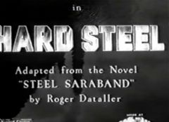 Hard Steel 1942 DVD - Wilfrid Lawson / Betty Stockfeld